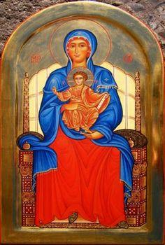 """JEZUS en MARIA Groep.: MARIA ZETEL VAN WIJSHEID.""""Maria is  de Zetel van Wijsheid. De Heilige Geest heeft met Haar een volmaakte Mystieke Bruiloft gesloten en Zich totaal in Haar uitgestort.""""."""
