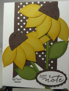 Festive Flower Builder Punch, Coneflower, Stampin' Up! products,