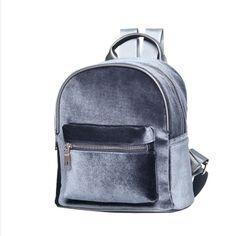 $23.31 (Buy here: https://alitems.com/g/1e8d114494ebda23ff8b16525dc3e8/?i=5&ulp=https%3A%2F%2Fwww.aliexpress.com%2Fitem%2FKorean-fashion-Cute-small-mini-backpack-female-plush-backpack-for-teenage-girls-shopping-travel-camera-backpack%2F32574936229.html ) Autumn winter fashion plush backpack for teenagers girls for school and leisure feminine backpacks small and big sac a dos femme for just $23.31