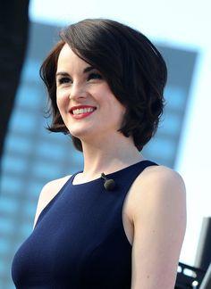Michelle Dockery in 2014.