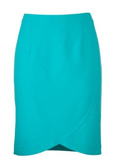 tulip midi skirt in