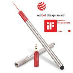 [X-pointer]X-pointer Pulse Stylus / Mobile Laser Pointer with Smartphone / Stylus Laser pointer ChoisTechnology Co., Ltd. http://www.amazon.com/dp/B00LNONP04/ref=cm_sw_r_pi_dp_mkrAub068G4A9