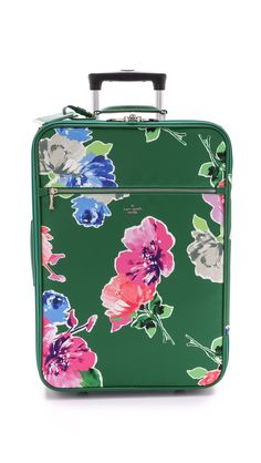 Kate Spade New York Floral International Carry On