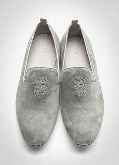 Loafer with a face?