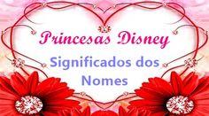 Princesas Disney: Significados dos Nomes Você sabe os significados dos nomes das Princesas da Disney? Se não tem nenhuma ideia sobre o assunto, saiba aqui no Blog Rapidino! #PrincesasDisneySignificadosdosNomes #Curiosidades #FamíliadeNomes http://rapidino.blogspot.com.br/2016/09/princesas-disney-significados-dos-nomes.html