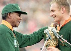 INVICTUS, Nelson Mandela.