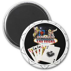 Welcome Sign Black Poker Chip Fridge Magnets shipping to Auburndale, FL Funny Magnets, Vegas Style, Gifts Under 10, Bingo Cards, Round Magnets, Inexpensive Gift, Poker Chips, Small Gifts, Stocking Stuffers