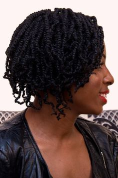 Kinky Twist on Pinterest | Kinky Twists, Twist Outs and Two Strand ...