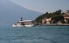 G. Zanardelli, Paddle Ferry, Lake Garda by JohnBurke, via Flickr