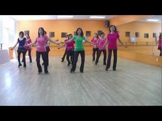 Choreographed by: Kate Sala (UK)  32 count - 2 wall - Beginner level line dance