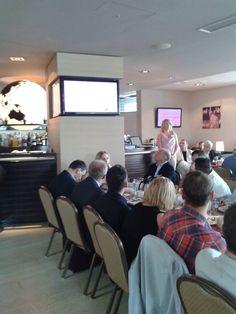 Prezentacja firmy HarmoniquePR na spotkaniu BNI Kings