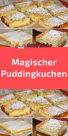 German Desserts, Baklava Cheesecake, Funny Cake, Bakery Cakes, Cakes And More, No Bake Cake, Parfait, Deserts, Dessert Recipes