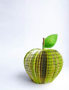 how to make a book page apple fall ideas pinterest verses