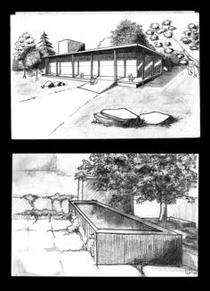 croquis varios, lápiz / various sketches, pencil. Gmo.L. 2007