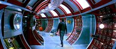 Toroidal Space Station Interior.  #SpaceColony  #ArtificialWorld  #LivingInSpace  #StanfordTorus #SpaceStations