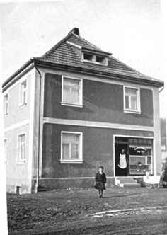 Baeckerei Diez um 1932