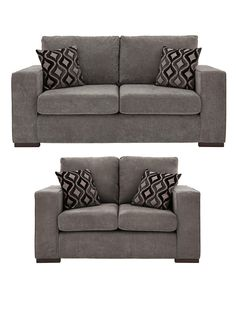 Tristan 3-Seater + 2-Seater Sofa Set | very.co.uk