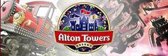People flock from all over to the crazy world of Alton Towers theme park