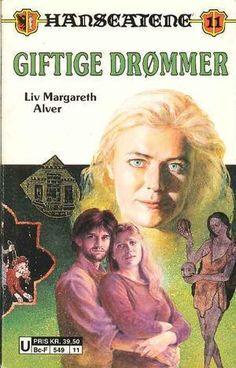 """""""Giftige drømmer"""" av Liv Margareth Alver Dvd, Errol Flynn, Reading, Books, Movie Posters, Brazil, Libros, Book, Film Poster"""