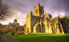 Christ Church Cathedral, Dublin, Irlanda