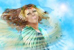 7 lois spirituelles: une véritable réussite inclut également la santé, l'énergie, l'amour de la vie, l'harmonie des relations, la liberté de créer,