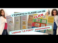 """Scopri come è strutturato il lapbook su """"Le Fonti"""" per la classe 3^ della Scuola Primaria! STAMPA SUBITO GLI ALLEGATI E REALIZZALO!!! https://laboratoriointe..."""