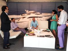 With our colleagues from Numarine, a Turkish performance motoryacht builder based in Instanbul