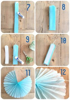 簡単なペーパーファンの作り方の画像 Diy Crafts For Teen Girls, Diy Arts And Crafts, Diy Crafts Videos, Diy Craft Projects, Crafts For Kids, Paper Crafts, Ramadan Decorations, Paper Decorations, Birthday Decorations