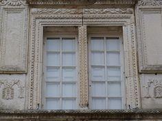Fenêtre de la façade.