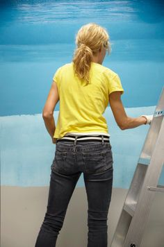 How to create an ombré wall: DIY in seven steps - Chatelaine