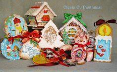 Olesia Ev Pastanesi: Kış ve Yıl başı kurabiye kursları