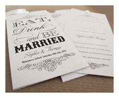 Vintage Wedding Invitations | Paper Themes