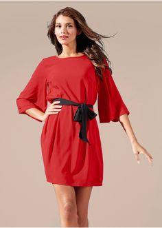 #mini #dress  with #bow #bonprix