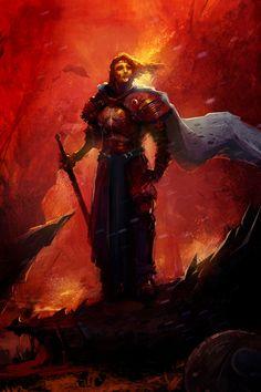 Éowyn and the Nazgûl ArtOrder Challenge | Dominus #eowyn