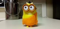Someone give this Minion a bar of soap stat! Parents are freaking out that the latest happy meal toy, isn't so happy. The Minion toys being sold by McDonald's are allegedly saying, 'What The F–k'! Click to hear for yourself.