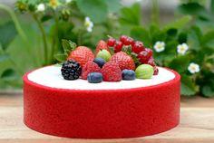 joconde sponge cake by lukullus