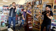 Time For Three: Tiny Desk Concert (+playlist)