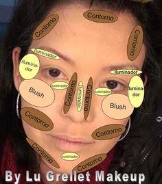 Bye Bye Gordura – BELEZA, CULINÁRIA e GASTROPLASTIA » Blog Archive » [Vídeo] Como preparar a pele e contorno de rosto