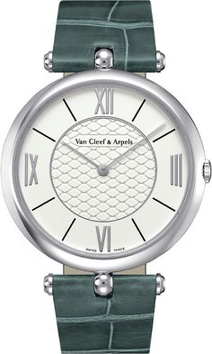 Van Cleef & Arpels Van Cleef & Arpels Pierre Arpels Leather