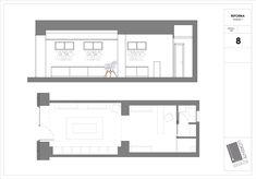 Aiana Larocca   Llorente Arquitectura Interior Baby Store Display, Floor Plans, Royalty, Kids, Shops, Corporate Branding, Interiors, Blue Prints, Royals