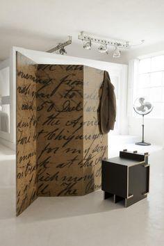 Cardboard Furniture.