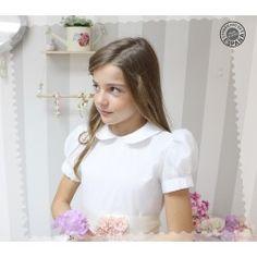 Vestidos de Comunión - Golositos Ropa Infantil Girls Dresses, Flower Girl Dresses, Communion Dresses, Wedding Dresses, Fashion, Lanterns, Skirts, Clothes, Dresses Of Girls