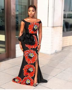 African fashion is available in a wide range of style and design. Whether it is men African fashion or women African fashion, you will notice. African Print Dresses, African Dresses For Women, African Wear, African Attire, African Fashion Dresses, African Women, African Prints, Ankara Fashion, Fashion Outfits