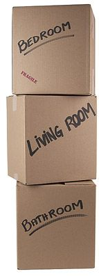 Moving to a new house? Get organizational tips for an easier move