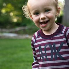 The A-OK Sweatshirt from The Good Ones never looked cuter.