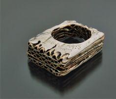 Corrugated Life Ring 13 by lenastudio on Etsy