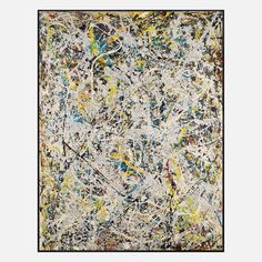 Number 9 / by Jackson Pollock