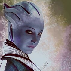 Liara is the best. Period.