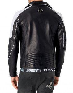 Philipp Plein Men's Jackets: Leather, Denim, Fur Jackets for Men   Philipp Plein