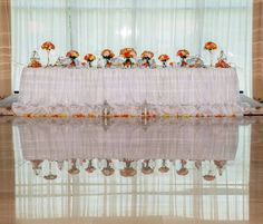 Roman Shades, Wedding Ceremony, Curtains, Weddings, Home Decor, Style, Swag, Blinds, Decoration Home
